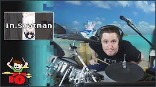 Im Scatman On Drums