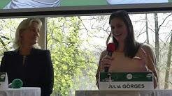 Julia Görges Tennis Turnier in Berlin 2020