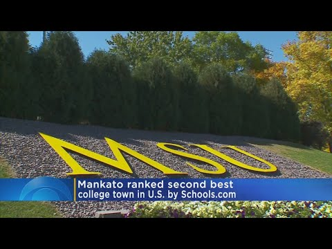 Mankato Named Among Best U.S. College Towns