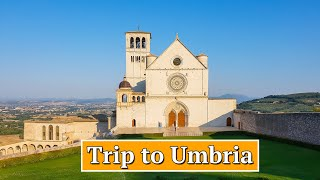 How to travel umbria from rome, where stay with a car and what see there. two main cities: perugia assisi. charming is the place f...