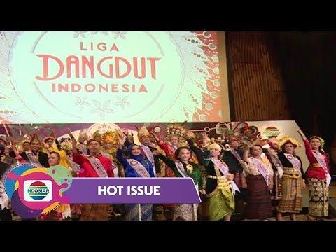 Cover Lagu Liga Dangdut Indonesia Akan Segera Tayang - Hot Issue Pagi STAFABAND