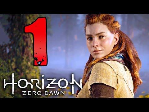 HORIZON ZERO DAWN [Walkthrough Gameplay ITA HD - PARTE 1] - LA TERRA NON È PIÙ NOSTRA (Nuova Serie)