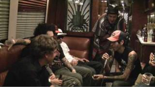 "Hollywood Undead Interview (Part 2) RAW FOOTAGE - BVTV ""Band of the Week"" Exclusive!"