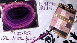 The Palette Challenge: Tarte CC Be Mattenificent Palette Thumbnail