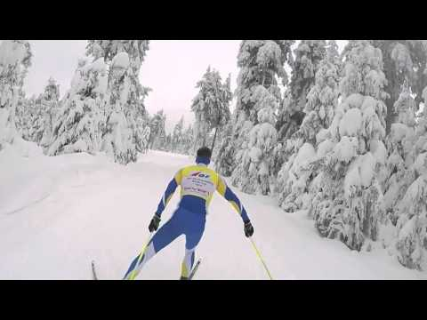 SkiO Wcup 2016-2: Oberwiesenthal, Germany: [MEN LONG]