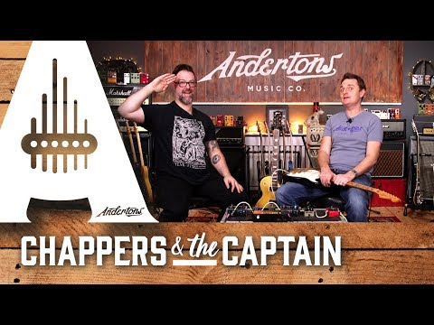 """Chappers & The Captain """"Free The Tone""""..."""