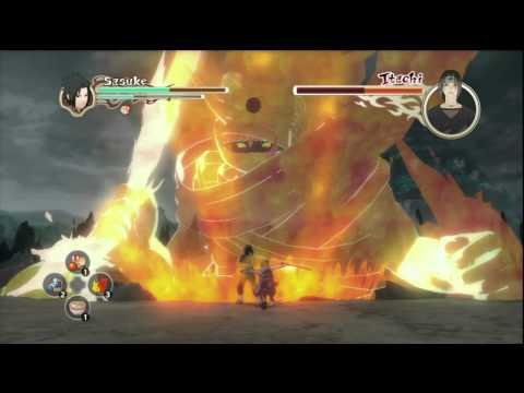 Naruto: Ultimate Ninja Storm 2 - Sasuke vs Itachi: Final Fight HD (English)