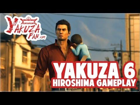 Hiroshima Gameplay - Ryu Ga Gotoku 6 / Yakuza 6 [TGS 2016]