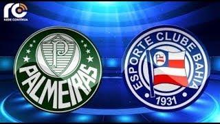 Palmeiras 1x0 Bahia   AO VIVO   Copa do Brasil thumbnail