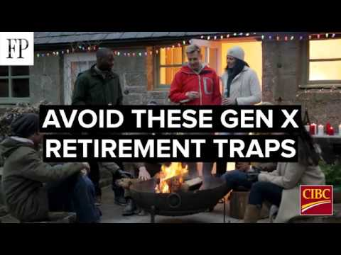 Avoid these Gen X retirement traps