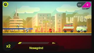 OlliOlli2: Welcome to OlliWood: Giant Bomb Quick Look
