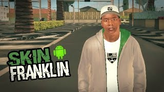 Skin do franklin-GTA:SA android!!
