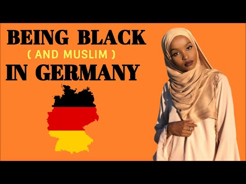 BEING BLACK IN GERMANY 🇩🇪🤦🏾♀️ (STREET INTERVIEW)