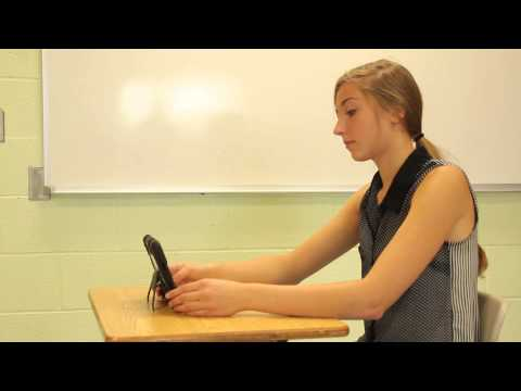 Posture Video for Secondary Students - Advantage Chiropractic