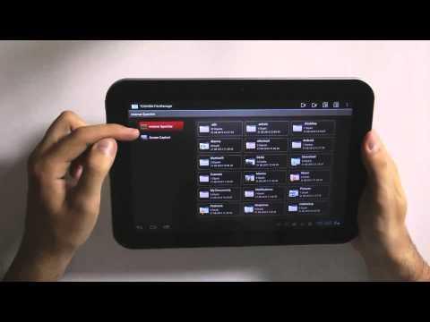 Toshiba AT300 Test - Deutsch (HD)