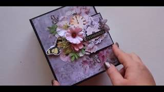 Gambar cover Mini Album Rosabella Kaisercraft collection