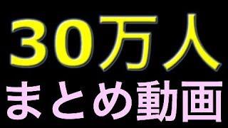 30万人 しゅうまとめ動画