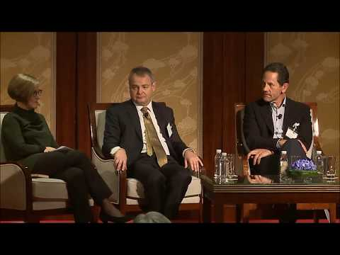 Panel debate—Hong Kong and IFRS Standards: past, present and future