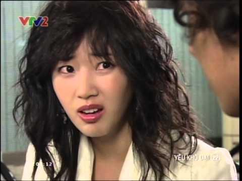 Yêu Khờ Dại   Tập 22   Yeu kho dai   Phim Hàn Quốc