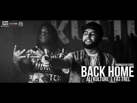 Fat Trel ft Ali Kulture - Back Home | Prod by Espeetraxxx | Desi Hip Hop Inc
