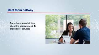 Interview Preparation with Virtual Interview Coaching