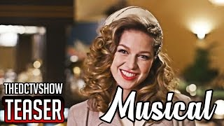 """The Flash 3x17 Supergirl Musical Crossover Teaser """"Duet"""" Season 3 Episode 17 Preview"""