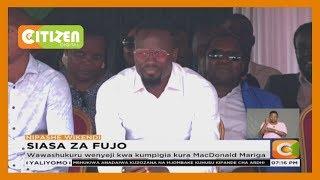 Wanasiasa wanamtaka waziri wa usalama kuwachukulia hatua viongozi wachochezi