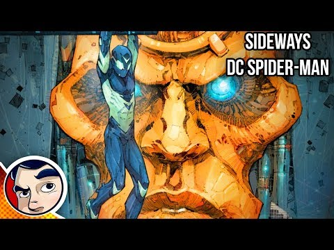 Sideways DC&39;s  of Spider-Man - New Age of Heroes  Comicstorian