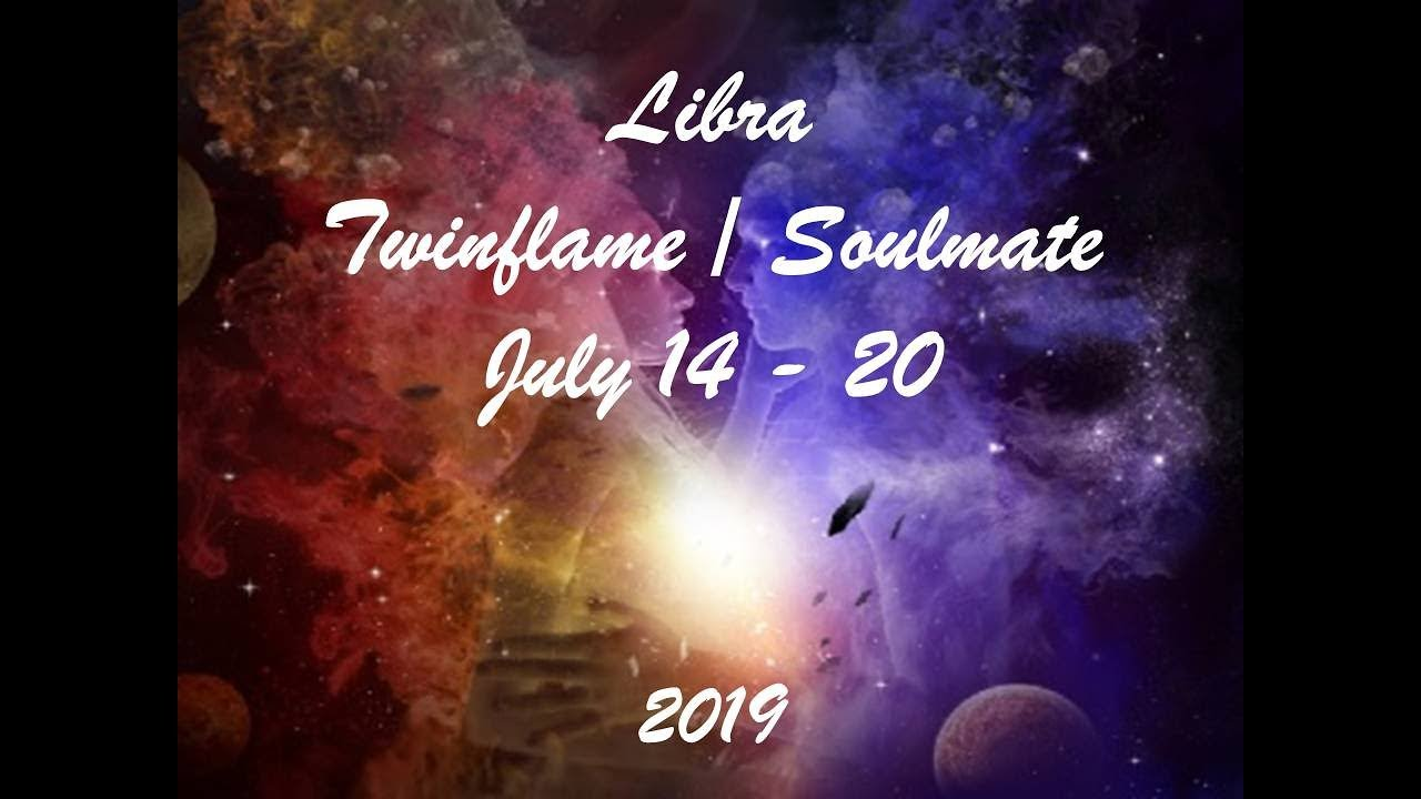 Libra July 14-20 Twinflame/Soulmate 2019 - TWINFLAME/SOULMATE COMING IN!