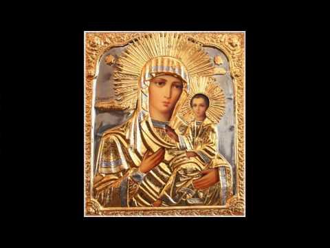 О Тихвинской иконе Божией Матери