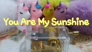 You Are My Sunshine Music Box
