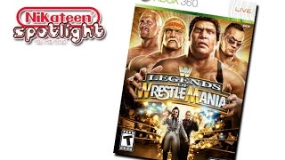 SVGR - WWE Legends of WrestleMania (XBOX 360)