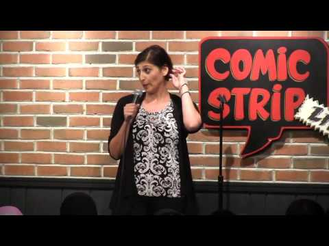 Zahra Noorbakhsh at Comic Strip NYC