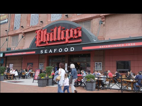 Baltimore Restaurant: Phillips Seafood