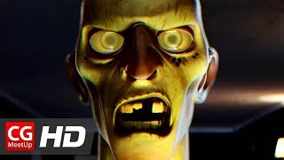 """CGI Animated Short Film: """"Hungry Zombie"""" by ISART DIGITAL 