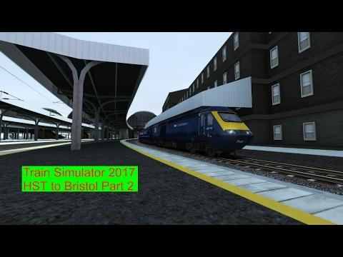 Train Simulator 2017 : HST to Bristol : Part 2