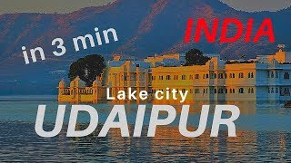Best places to visit in Udaipur || by Amazing wow world