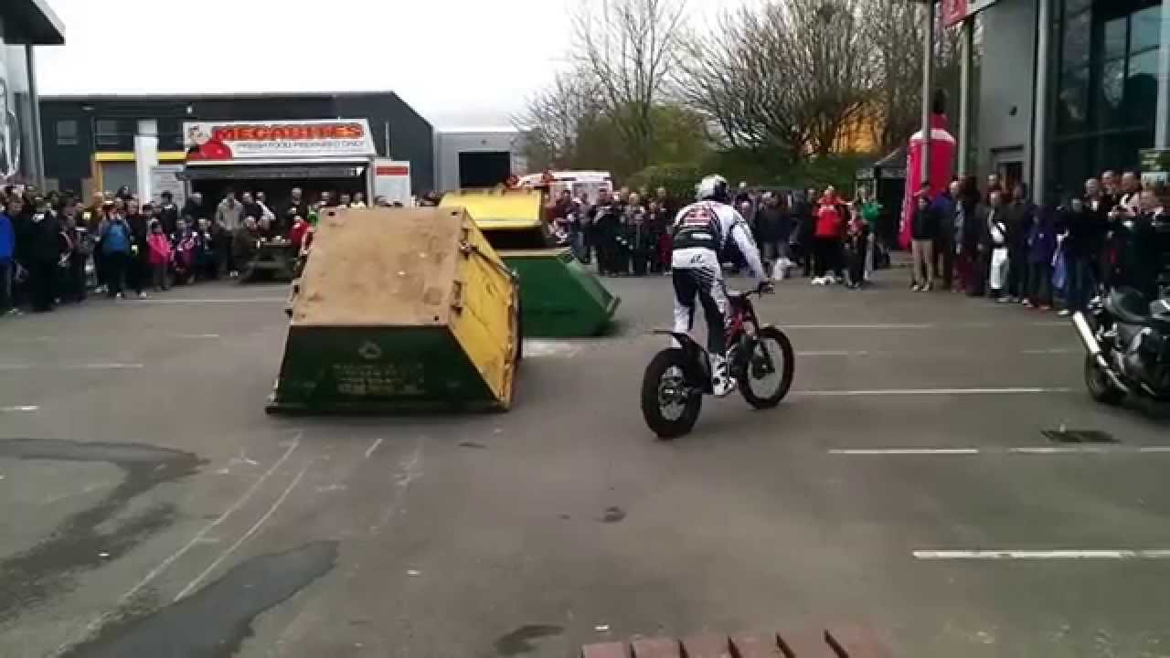 Mega Motorcycle Store Swindon