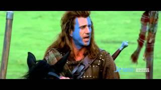 Nunca podran quitarnos nuestra libertad HD (Audio latino) Corazon Valiente - Braveheart