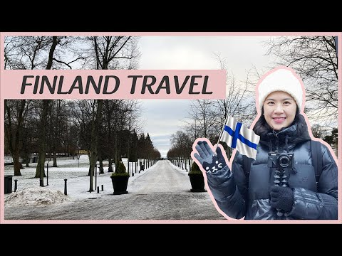 [EN] 북유럽여행 핀란드 헬싱키 #1 | Finland Helsinki Travel in Winter #1 | 芬兰旅行