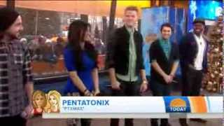 Pentatonix - Angels we have heard on high
