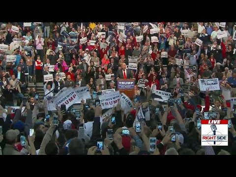 FULL EVENT: Donald Trump Holds MASSIVE Rally In Biloxi, MS (1-2-16)