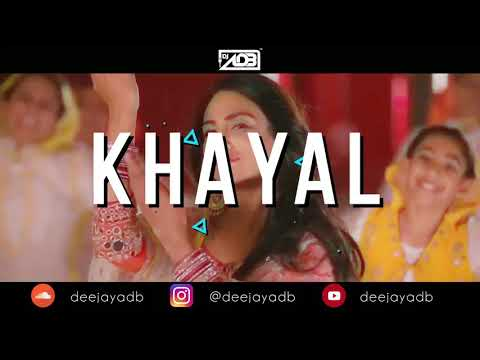 Khayal- Mankirt Aulakh Dhol Mix (DJ ADB)