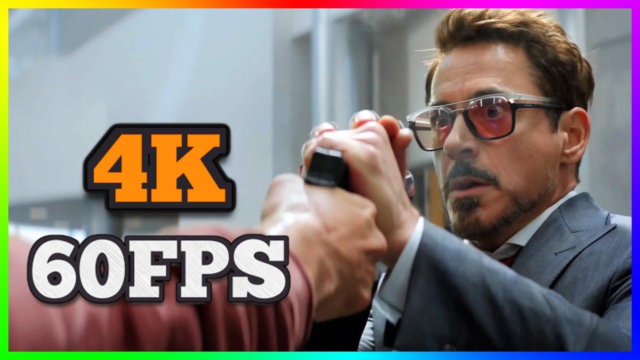 Captain America Civil War 4k: [4K/60FPS] Marvel's Captain America: Civil War