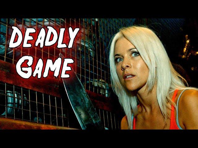 Deadly Game – Kämpf um dein Leben (Action Horrorfilm in voller Länge, Ganzer Film auf Deutsch)