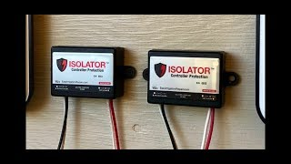 Details about  /Transitional Systems Isolator Controller Protection