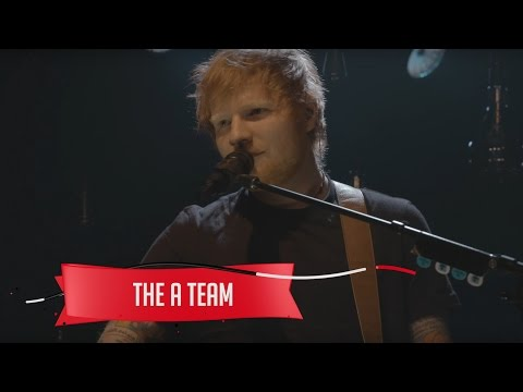 Thumbnail: Ed Sheeran - The A Team (Live on the Honda Stage at the iHeartRadio Theater NY)