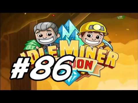 """Idle Miner Tycoon - 86 - """"Mainland, Mine 4"""""""
