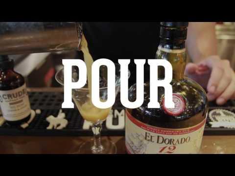 El Dorado 12 Cocktail Recipe