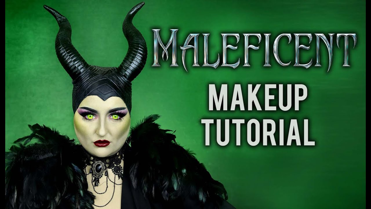Maleficent halloween costume makeup tutorial disney villain collab maleficent halloween costume makeup tutorial disney villain collab w atleeeey baditri Gallery